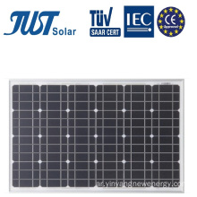 Green Energy 45W Mono Solar Panel with 25 years Warranty