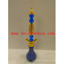 Buren Style Top Qualité Nargile Fumer Pipe Shisha Narguilé