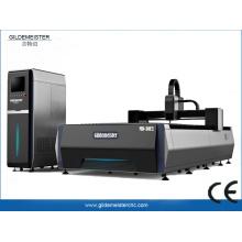 Faserlaserschneidemaschine für Metall