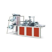 Control de la computadora de doble capa de sellado de película y máquina de corte