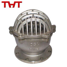Factory directly supply stainless steel emergency price foot valve