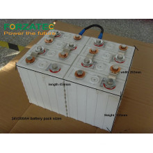 24V50Ah LiFePO4 Lithium Iron Phosphate Battery