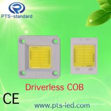 110V 220V 50W potência Driverless AC LED módulo da espiga com regulável e pode ser escurecido