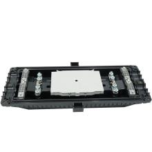 Supply horizontal type fiber optic splice closure fiber optic cable joint box H007