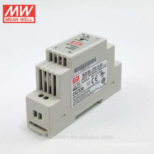 DR-15-24 MEAN WELL Class 2 Rohs 24V DIN Rail Power Supply 15W
