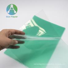OCAN 0.8mm 1.5mm  2mm transparent plastic sheet clear polycarbonate sheet