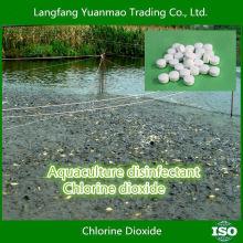 Tablette à base de dioxyde de chlore pour les produits chimiques chimique désinfectant chimique Eco Friendly
