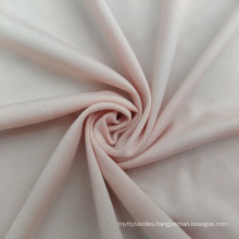Weft knitted fabric hot Item WT006-2 90 polyester 10 Spandex  polyester spandex stretchy  fabric