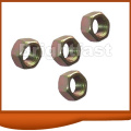 Machine screw Nuts zinc plated