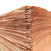 Rotary Okoume Veneer Engineered Wood Veneer Sheet With Top Brand