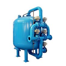Filtre à eau de sable mécanique pour la circulation de refroidissement