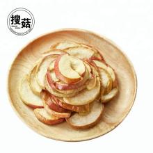 Processo secado e processo de secagem FD Chips de maçã liofilizada