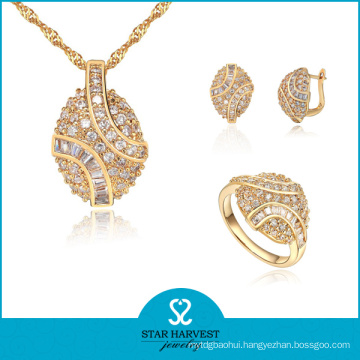 925 Silver Fashion Jewelry Set for Gifts (J-0069)