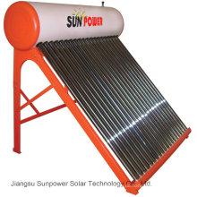 Nicht unter Druck stehender Solarwarmwasserbereiter (SP-470-58 / 1800)
