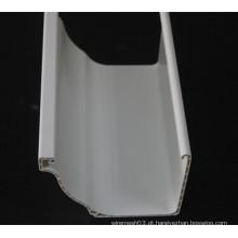 Conector do acessório do sistema da goteira do PVC da alta qualidade