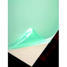 Película de plástico para la hoja de plástico del panel