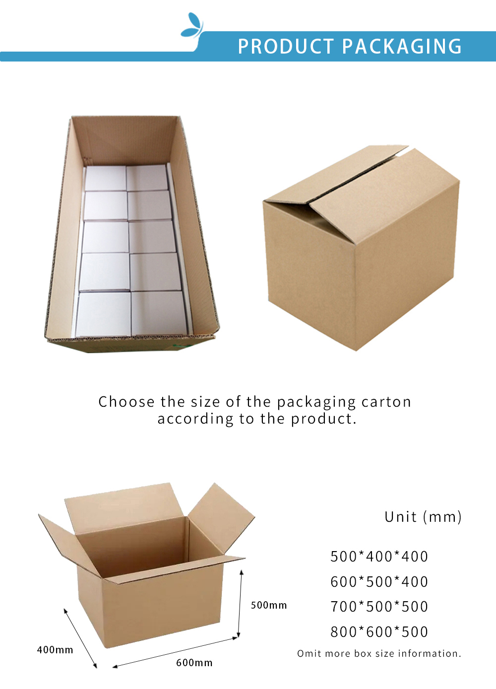 4. Three-color lipstick packing box