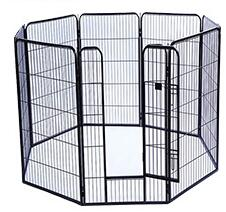 Aluminium alloy pet cages