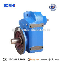 F77-132S parallel shaft mounted helical gearmotor reducer replace SEW FA77