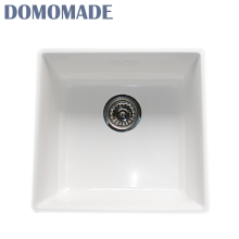 Stylish luxury super light single bowl table top restaurant hotel use kitchen lavabo sinks