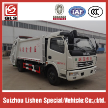 Dongfeng+waste+compactor+trucks+5M3