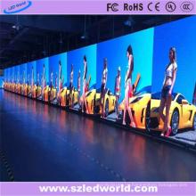 Р2.5 крытый полноцветный светодиодный экран видео-рекламы
