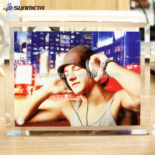 High Quarlity Sublimation Glass Photo Frame Wholesale