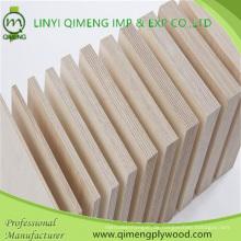 Linyi Lieferant für Bbcc Grade 9mm Pappel Commercial Sperrholz