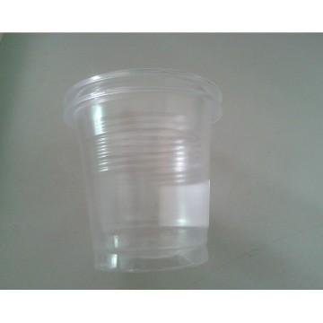 PP claro plástico taza (HL-139)