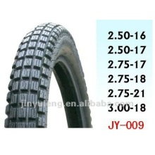 motorcycle tires 2.50-16/2.50-17/2.75-17/2.75-18/2.75-21/3.00-18