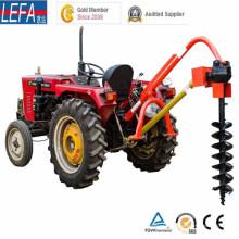 Cavador de orificio de orificio de tierra con orificio de tractor (HG9 '')