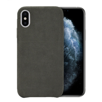 Funda de cuero Amazon Fashion para iPhone X