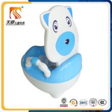 Assento conveniente do treinamento do Potty do bebê com o toalete removível para a venda