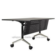 Торгово-офисные складной мебели с металлической ногой для конференции (СП-FT407)