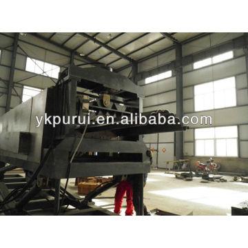 PRO-1200-830 Máquina de formação de rolo de folha metálica