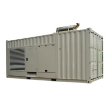 Mitsubishi Soundproof Generator Set with Container