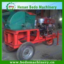 Electric wood shaving machine/wood crusher/wood wool mill