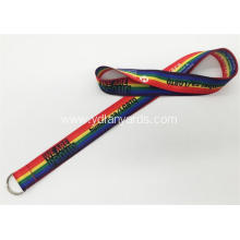 Custom Polyester Lanyards of Neck Lanyards
