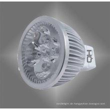 4W MR16 Aluminiumlegierung LED Spot Lampe