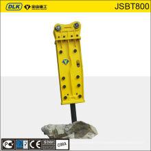 Marteau hydraulique de disjoncteur de 1.5ton, marteau de corée pour la pelle