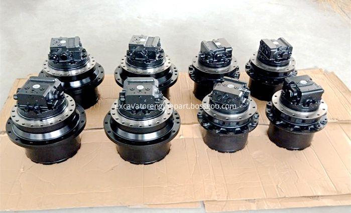 E70b Final Drive Motor 0996480 Travel Device Gm09 Gm10 Track Motor