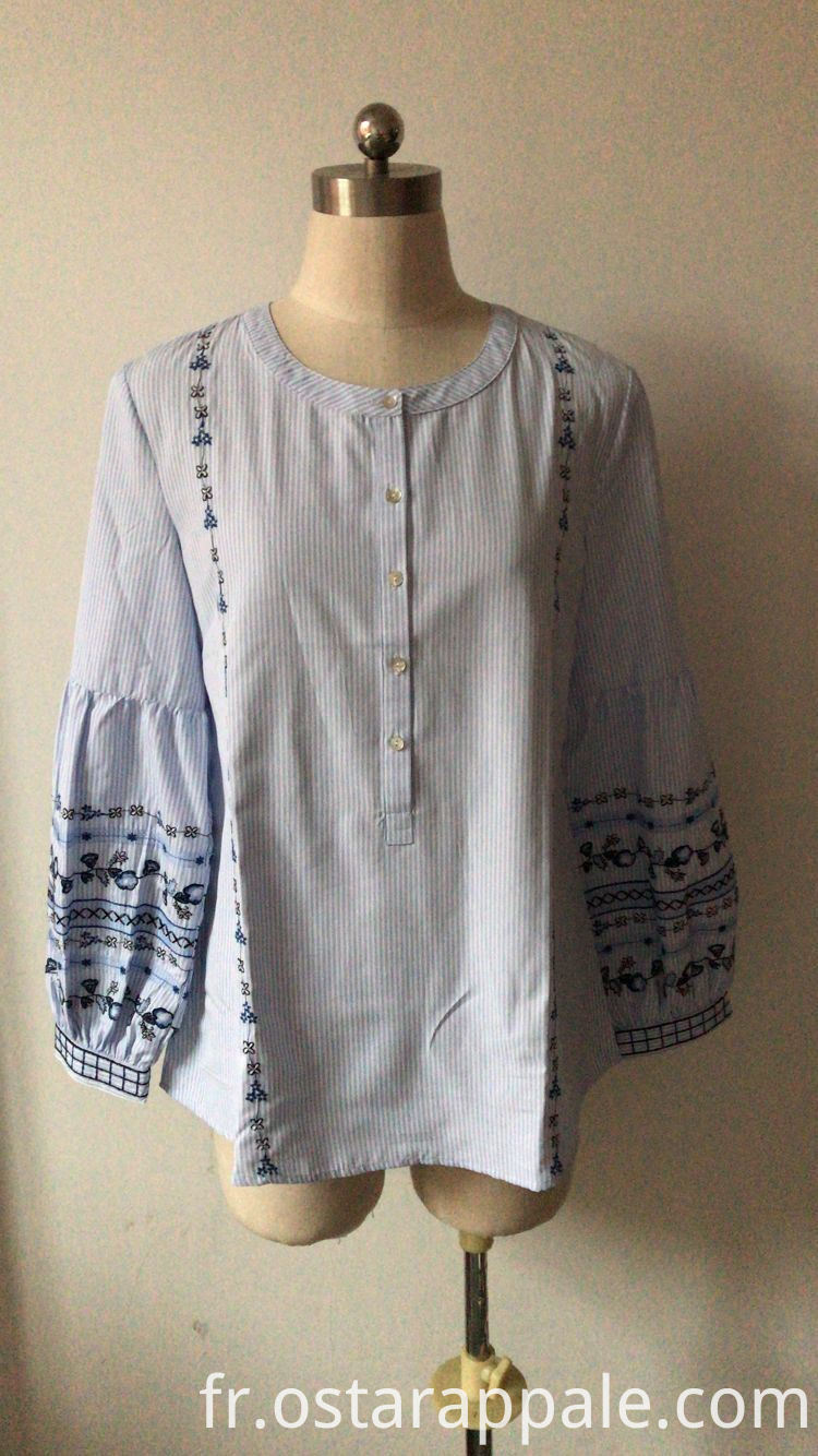Soft and Loose Blouse
