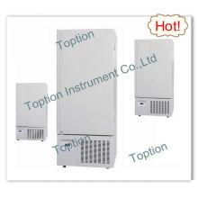 TOPT-40-100-W Ультра низкой температуры холодильник для продажи