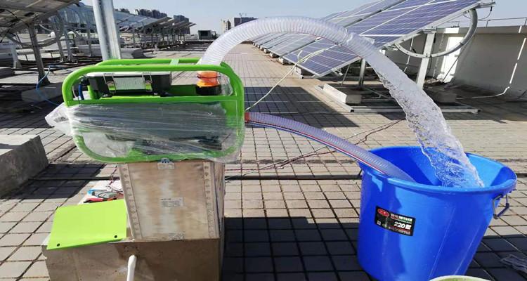 Precio Bomba de agua solar para agricultura Bomba sumergible solar de 4 pulgadas