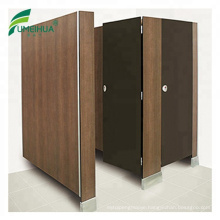 solid phenolic panel dressing room partition