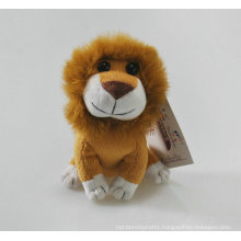 Soft Plush Animal Lion Mini Stuffed Lion Toy