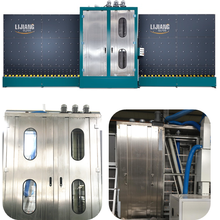 double glazed glass washing machine with CE