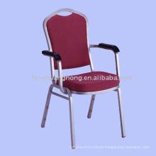 Steel Armrest Chair (YC-ZG57)