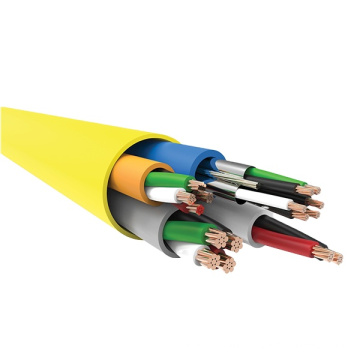 Underwater TV systems Composite Cable 300V 2 x 1.34 + 3 x 0.22 + COAX75 OHM