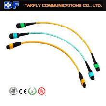 12 Fiber MTP Fiber Optic Jumper